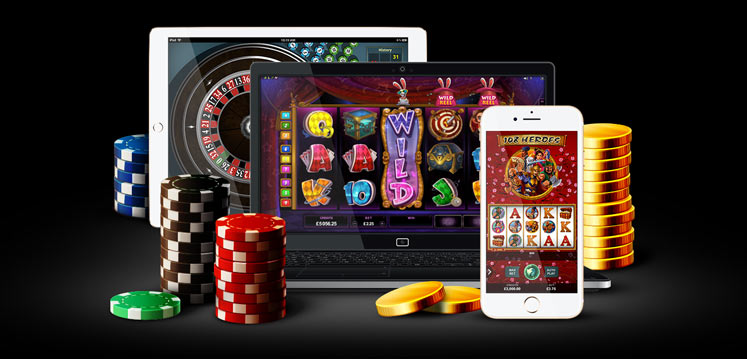 Online casino website with the best gaming software ...